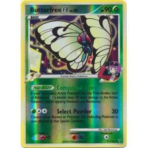 Butterfree FB - 17/147 (Reverse Foil)