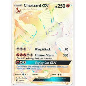Charizard-GX (Hyper Rare) - 150/147
