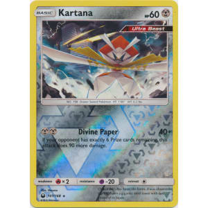 Kartana - 101/168 (Reverse Foil)