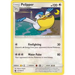 Pelipper - 112/168