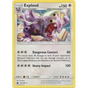 Exploud - 119/168
