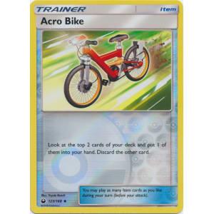 Acro Bike - 123/168 (Reverse Foil)