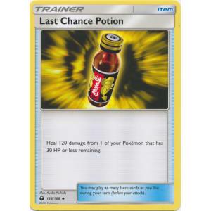 Last Chance Potion - 135/168