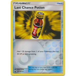 Last Chance Potion - 135/168 (Reverse Foil)