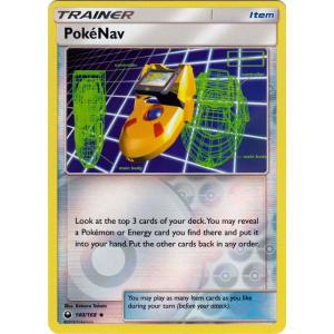 PokeNav - 140/168 (Reverse Foil)