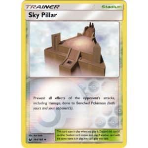 Sky Pillar - 144/168 (Reverse Foil)