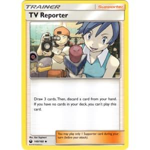TV Reporter - 149/168