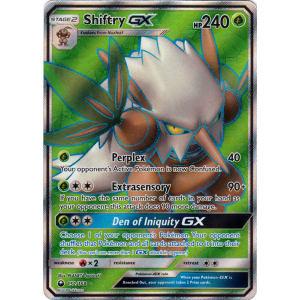 Shiftry-GX (Full Art) - 152/168