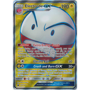 Electrode-GX (Full Art) - 155/168