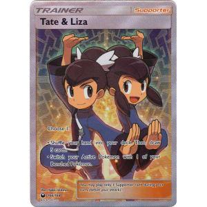 Tate & Liza (Full Art) - 166/168