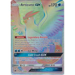 Articuno-GX (Hyper Rare) - 171/168