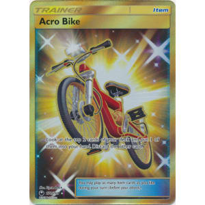 Acro Bike (Secret Rare) - 178/168