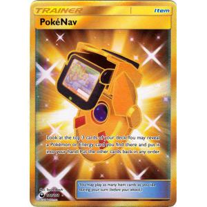 PokeNav (Secret Rare) - 181/168