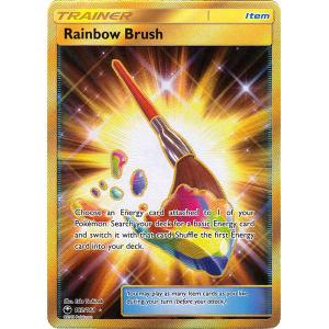 Rainbow Brush (Secret Rare) - 182/168