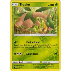 Tropius - 21/168 (Reverse Foil)