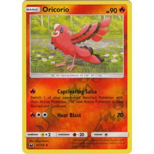 Oricorio - 30/168 (Reverse Foil)
