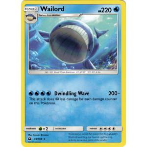 Wailord - 40/168