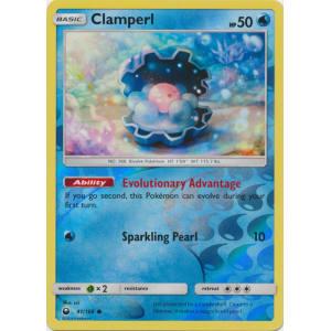 Clamperl - 41/168 (Reverse Foil)