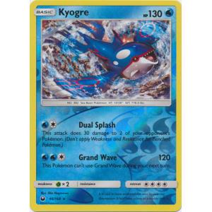 Kyogre - 46/168 (Reverse Foil)