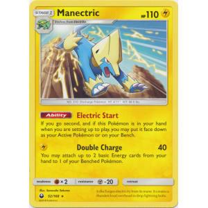 Manectric - 52/168