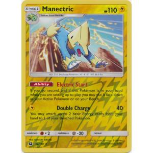Manectric - 52/168 (Reverse Foil)