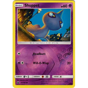 Shuppet - 63/168 (Reverse Foil)