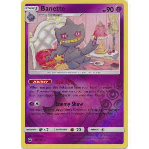 Banette - 65/168 (Reverse Foil)