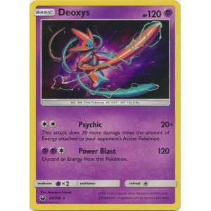 Deoxys - 67/168