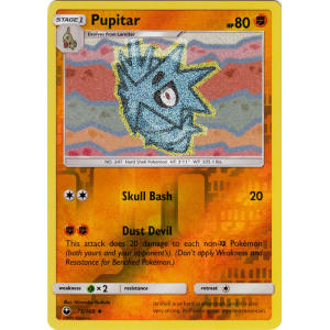 Pupitar - 75/168 (Reverse Foil)