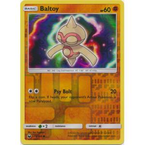 Baltoy - 78/168 (Reverse Foil)