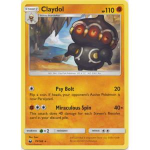 Claydol - 79/168