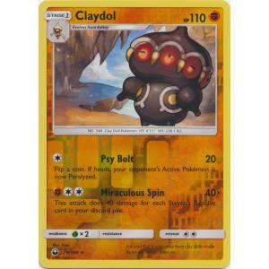 Claydol - 79/168 (Reverse Foil)