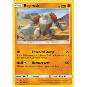 Regirock - 80/168