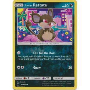 Alolan Rattata - 84/168