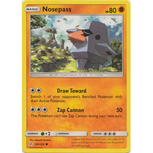 Nosepass - 106/236
