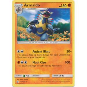 Armaldo - 112/236