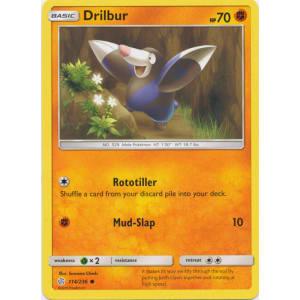 Drilbur - 114/236