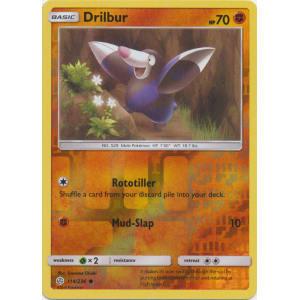 Drilbur - 114/236 (Reverse Foil)