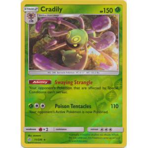 Cradily - 11/236 (Reverse Foil)