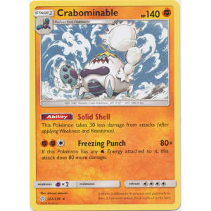 Crabominable - 122/236
