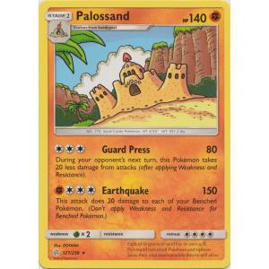 Palossand - 127/236
