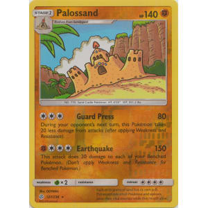Palossand - 127/236 (Reverse Foil)