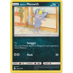 Alolan Meowth - 128/236