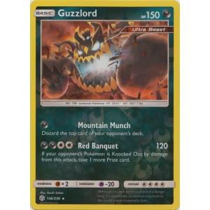 Guzzlord - 136/236 (Reverse Foil)