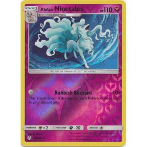 Alolan Ninetales - 145/236 (Reverse Foil)