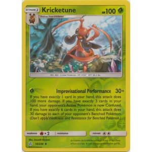 Kricketune - 14/236 (Reverse Foil)