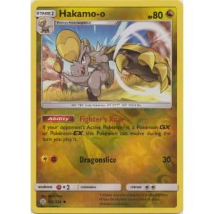 Hakamo-o - 162/236 (Reverse Foil)