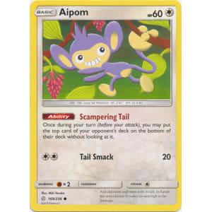 Aipom - 169/236