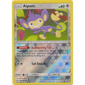 Aipom - 169/236 (Reverse Foil)