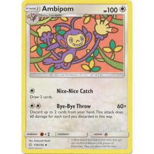 Ambipom - 170/236